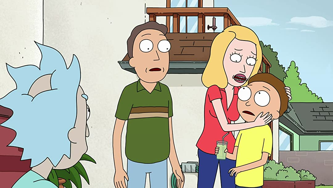 Image result for rick and morty season 4