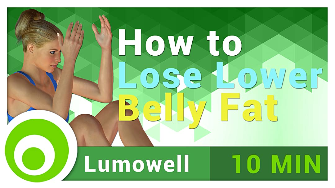 how to burn fat lower stomach