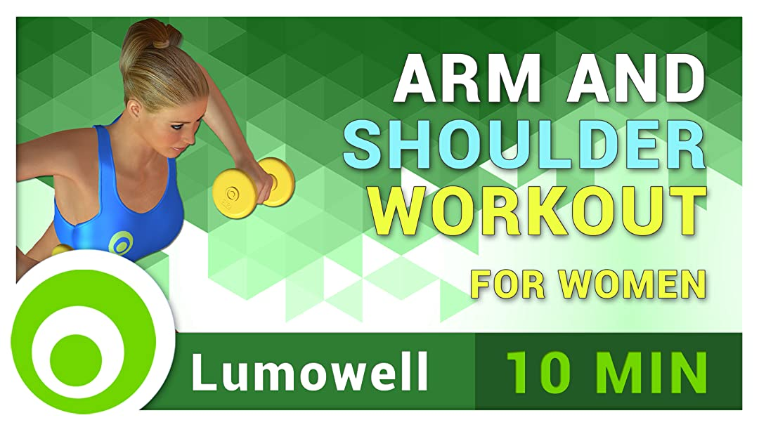 Amazon com: Watch Arm and Shoulder Workout for Women | Prime