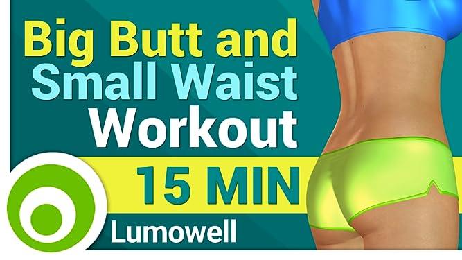 Small waist ass big Big ass: