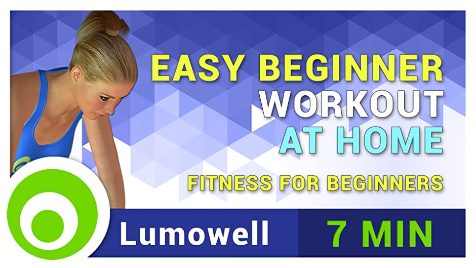 Amazon Easy Beginner Workout At Home