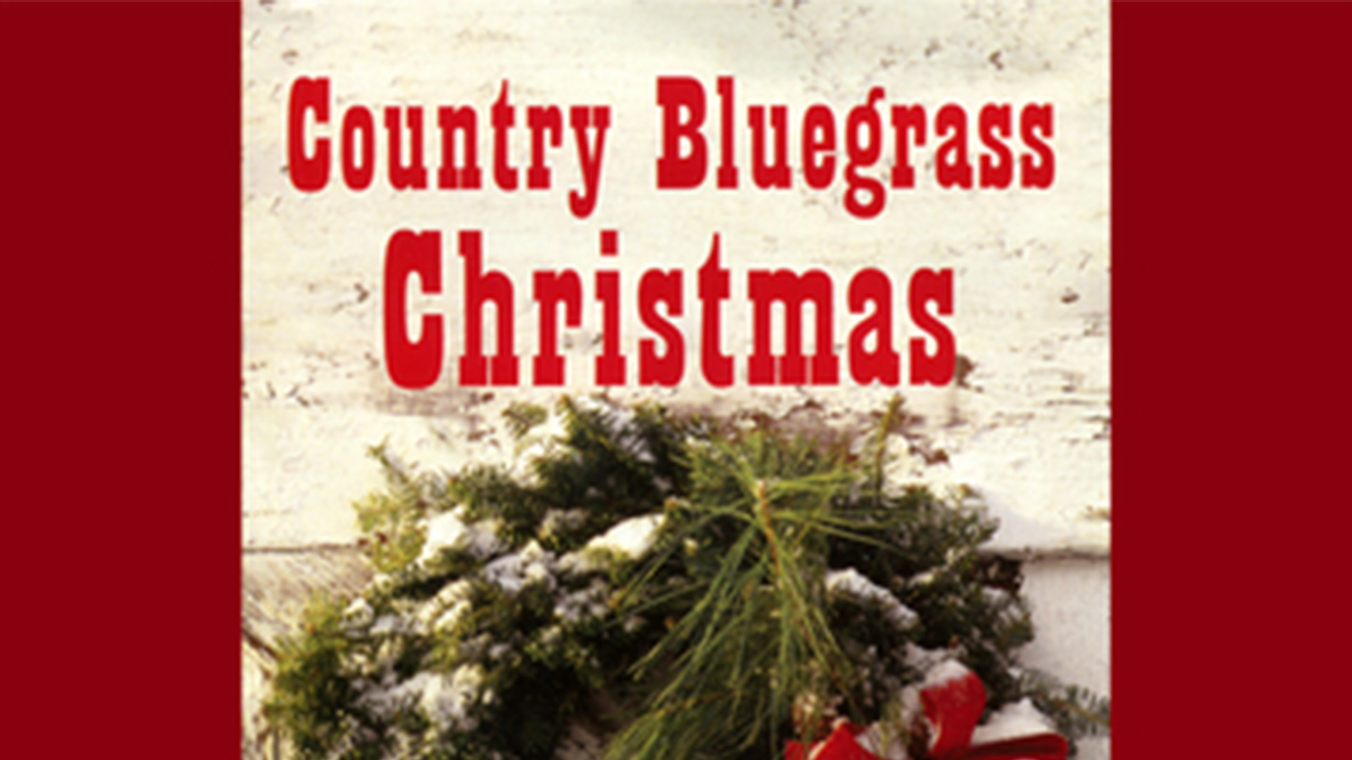 Country Bluegrass Christmas