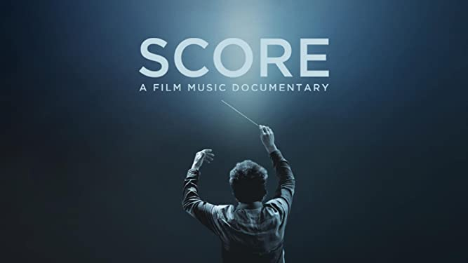 Score movie poster