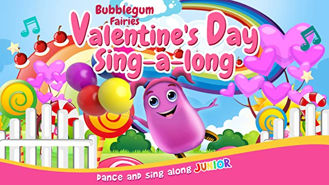 Bubblegum Fairies' Valentines Day Sing-Along