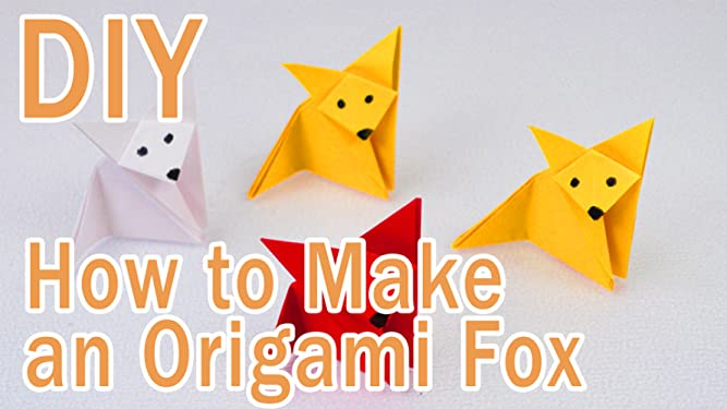Paper Fox Army tutorial (page 1) by Matrices -- Fur Affinity [dot] net | 375x667