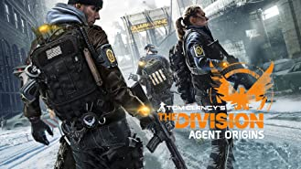 Tom Clancy's The Division: Agent Origins (4K UHD)