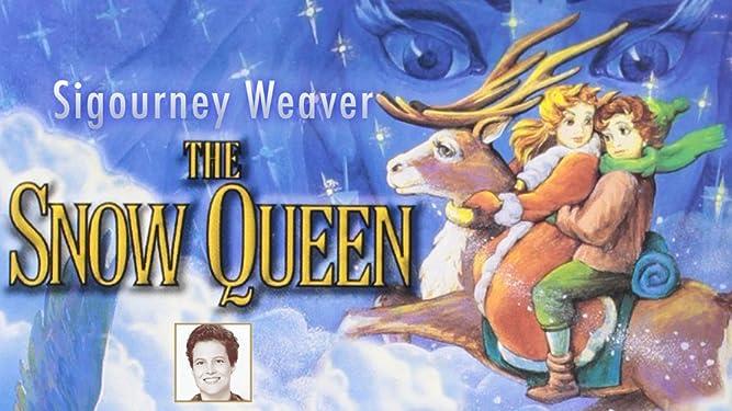The Snow Queen - Sigourney Weaver