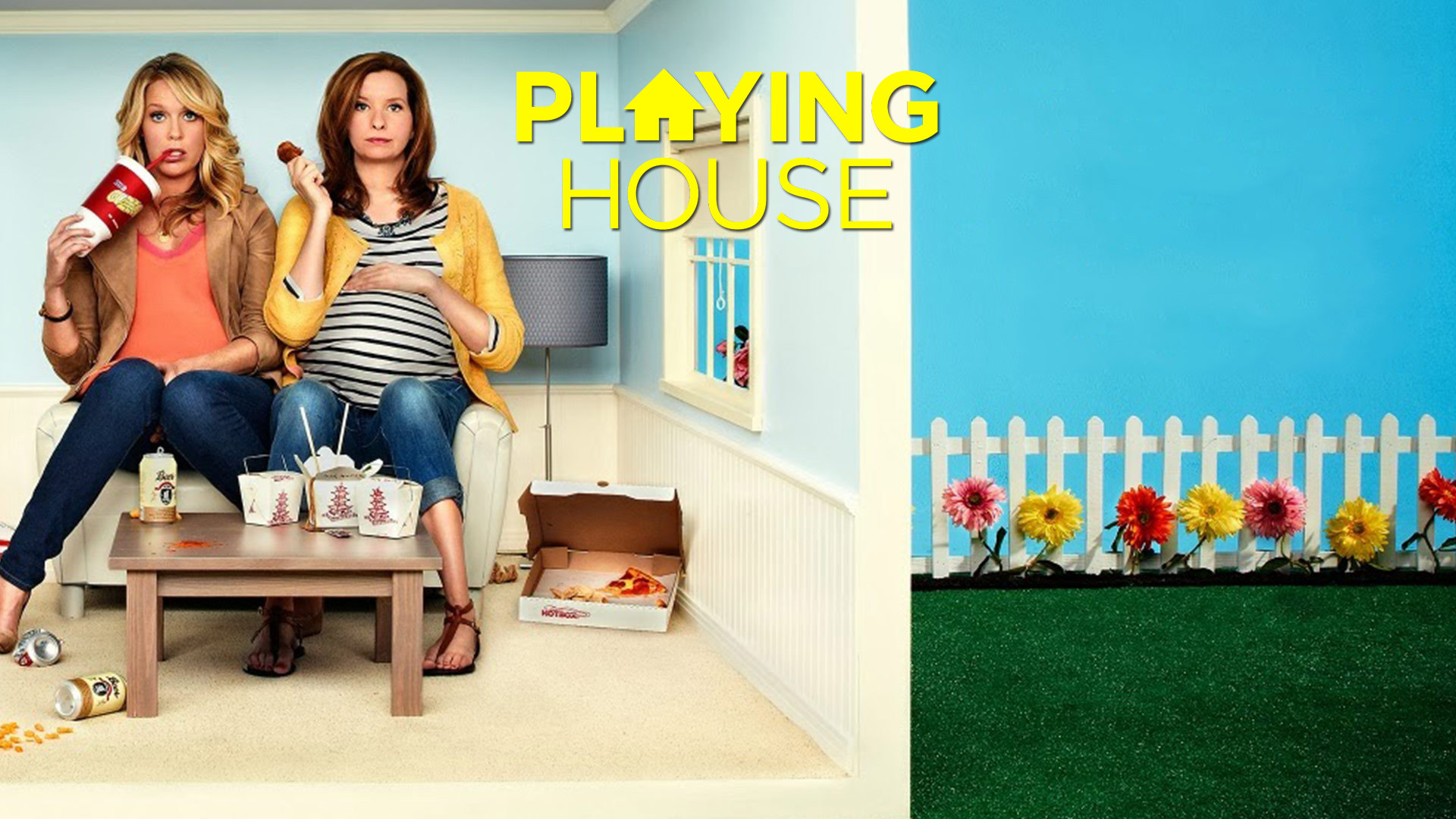 Playing House Season 1