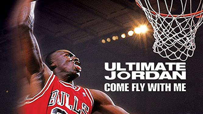 Micheal Jordan: Come Fly with Me