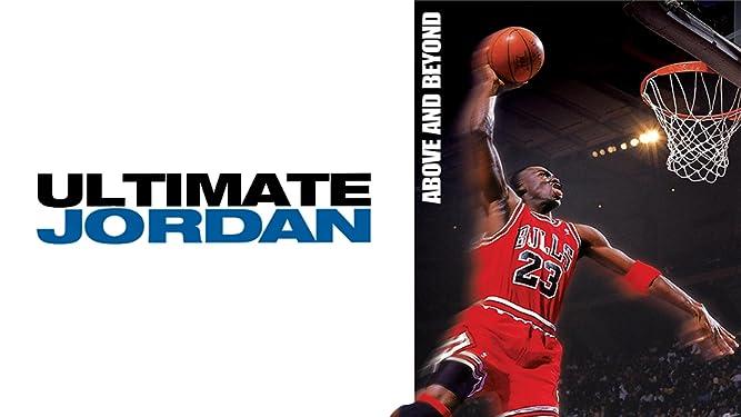 Michael Jordan: Above and Beyond