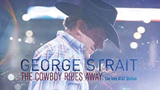 George Strait - The Cowboy Rides Away Texas 2014