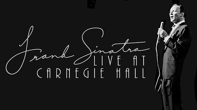 Frank Sinatra - Live At Carnegie Hall