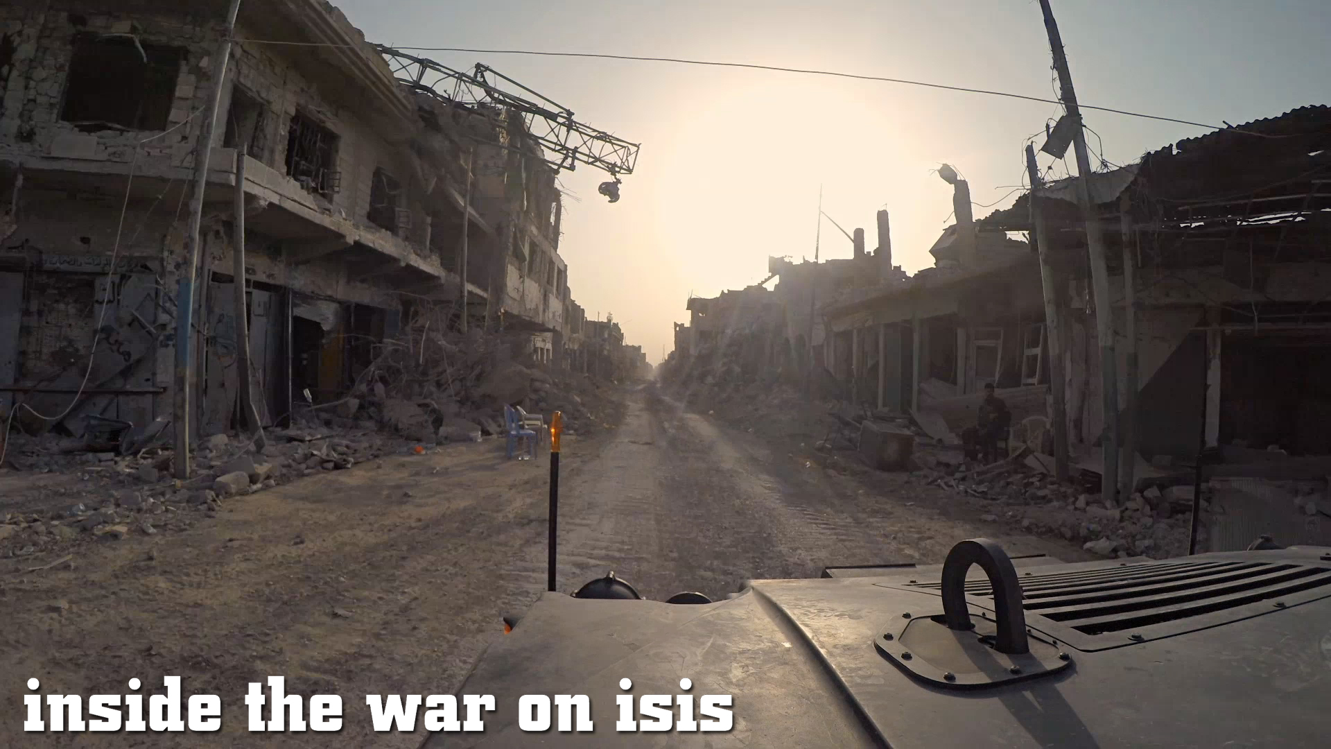 Inside The War On ISIS