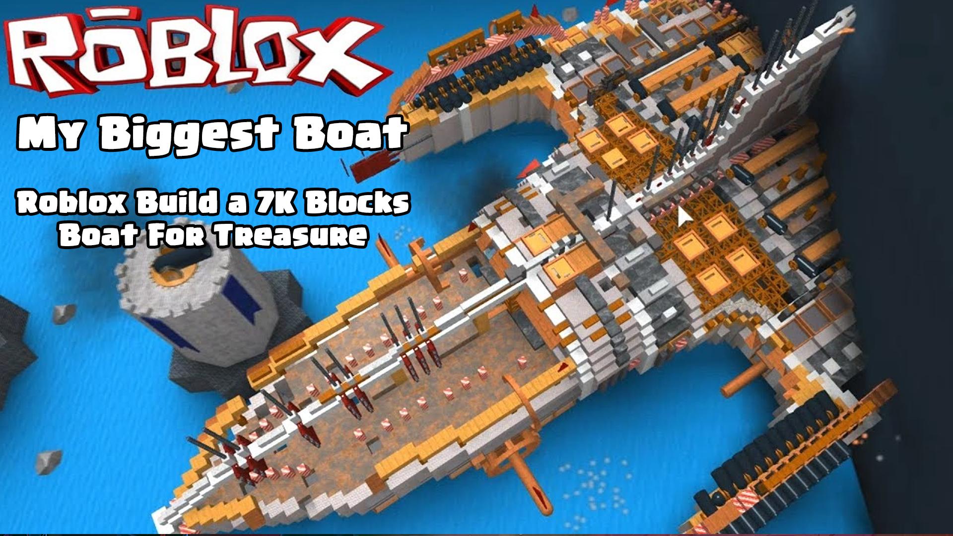 Watch Clip Roblox Titan Simulator Gameplay Prime Video - roblox build a boat for treasure game simulator our family