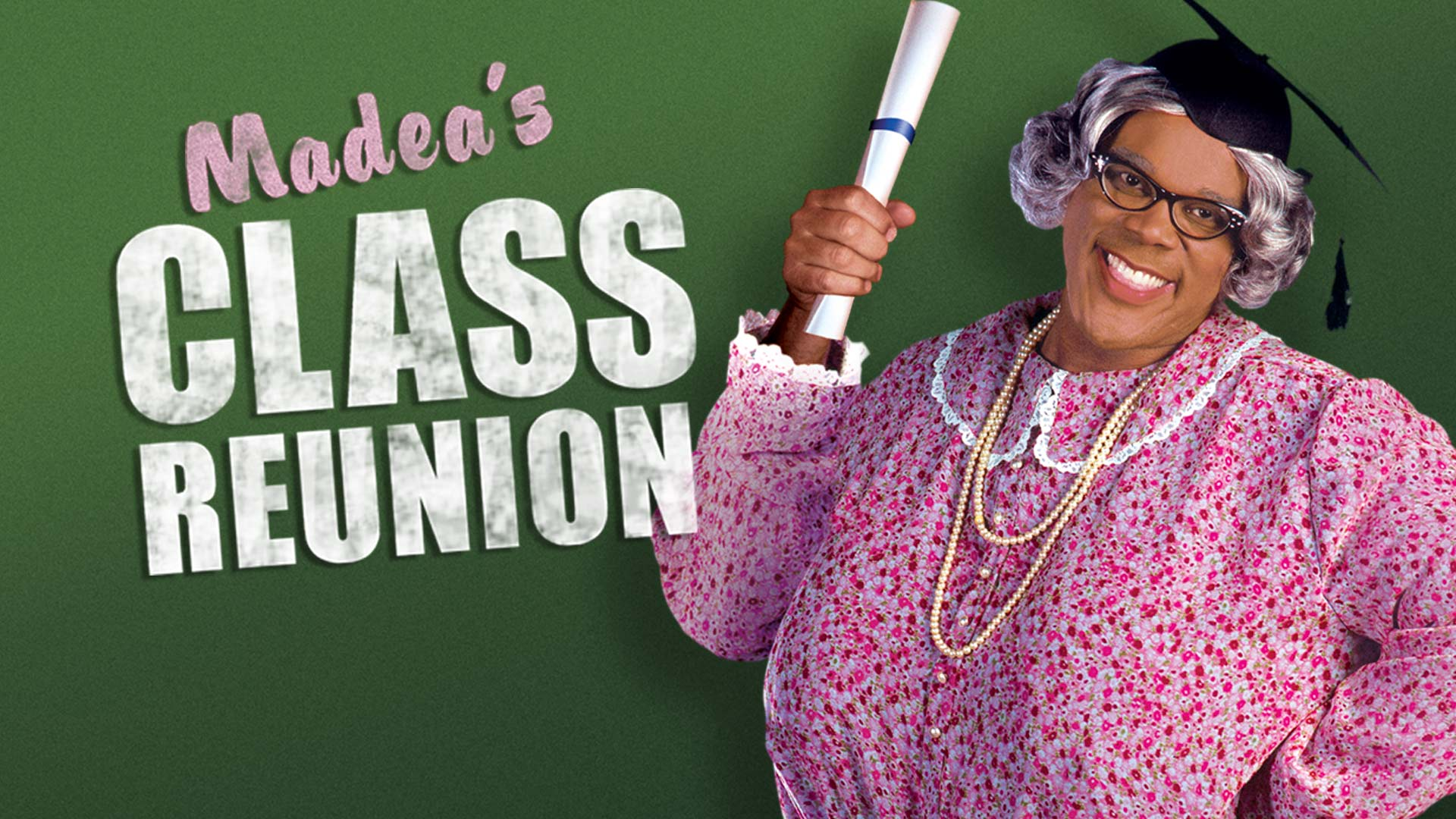 Madea's Class Reunion (Stage Play)
