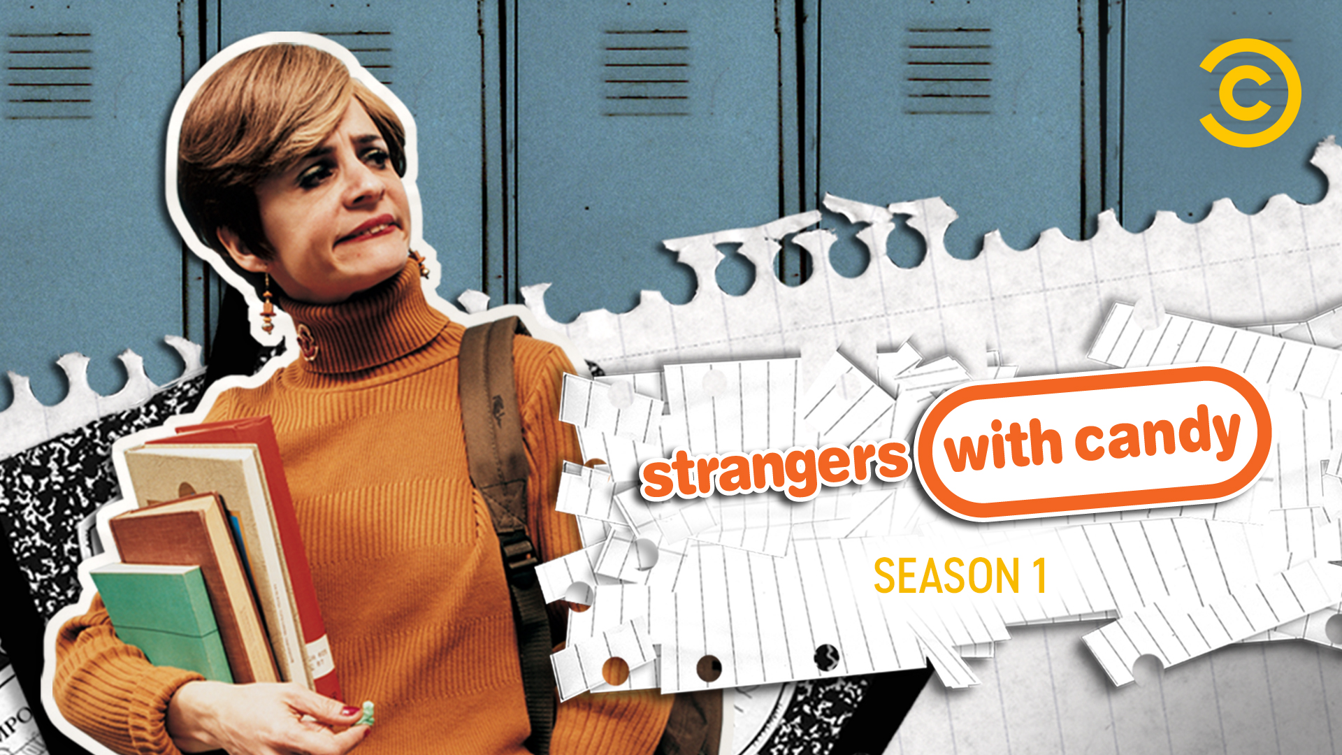 Strangers With Candy Season 1