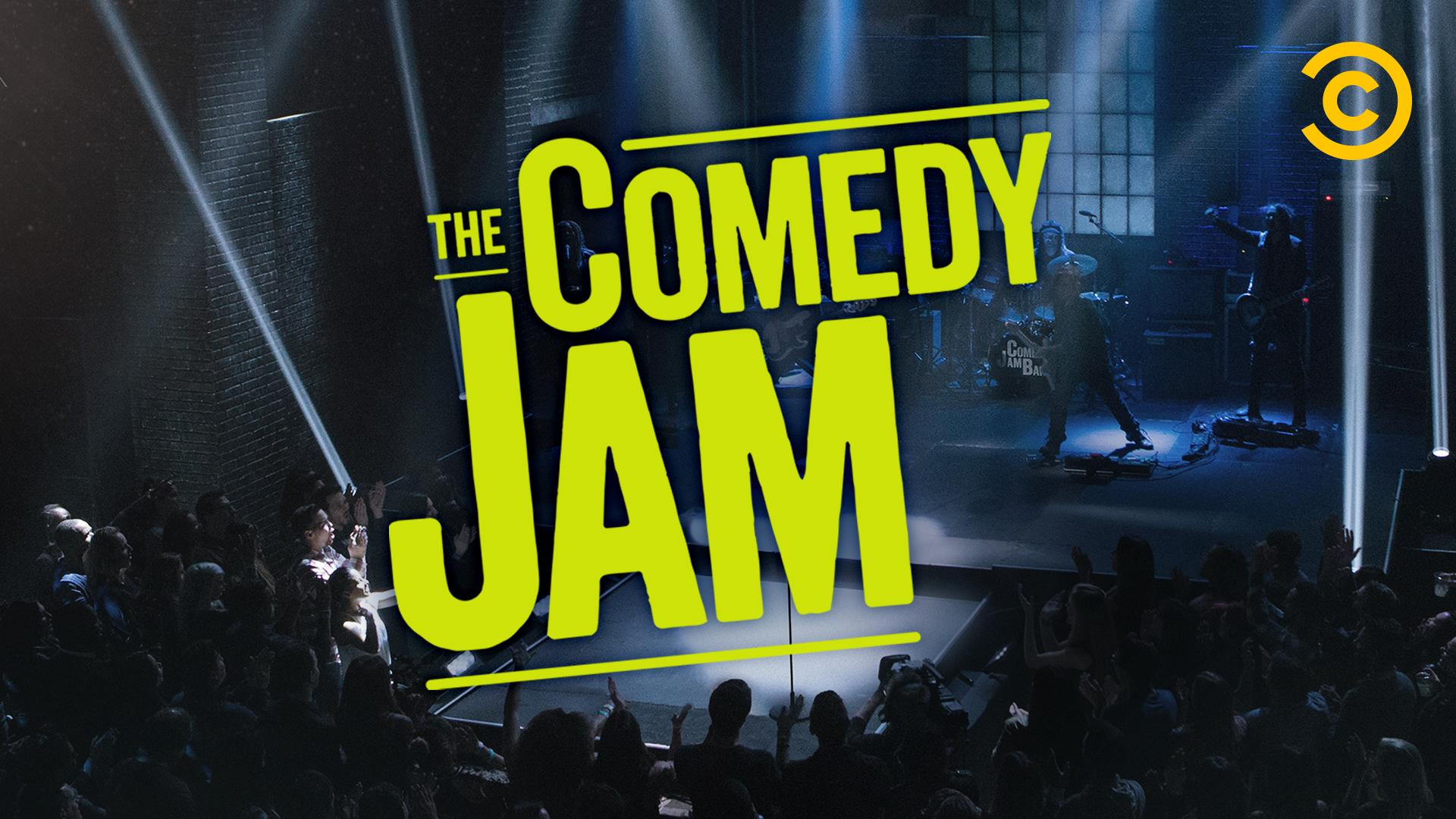 The Comedy Jam Season 1