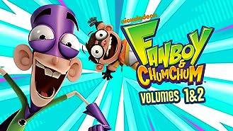 Fanboy & Chum Chum Volumes 1 & 2