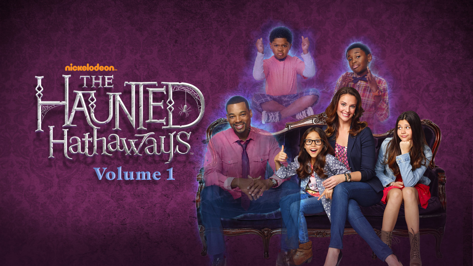 The Haunted Hathaways Volume 1