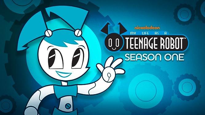 teenage robot dvd