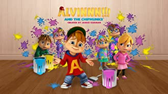 ALVINNN!!! and The Chipmunks Season 1