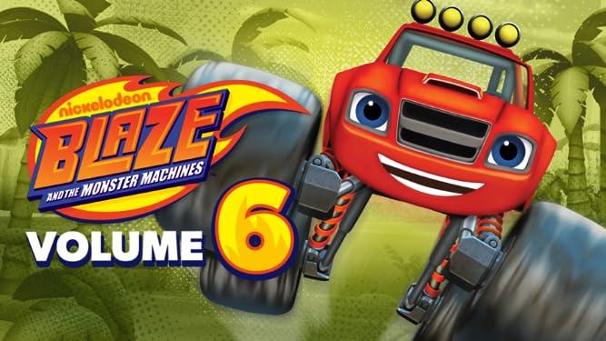 Blaze and the Monster Machines Season 6