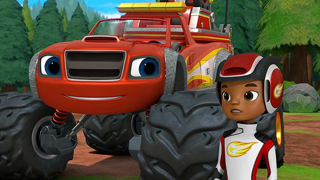 Watch Blaze And The Monster Machines Season 7 Prime Video