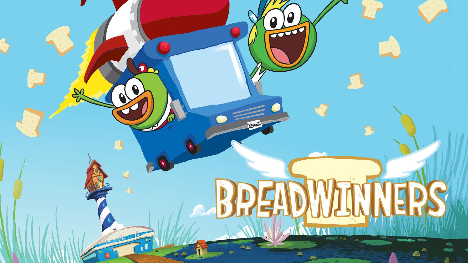 Breadwinners - Volume 1