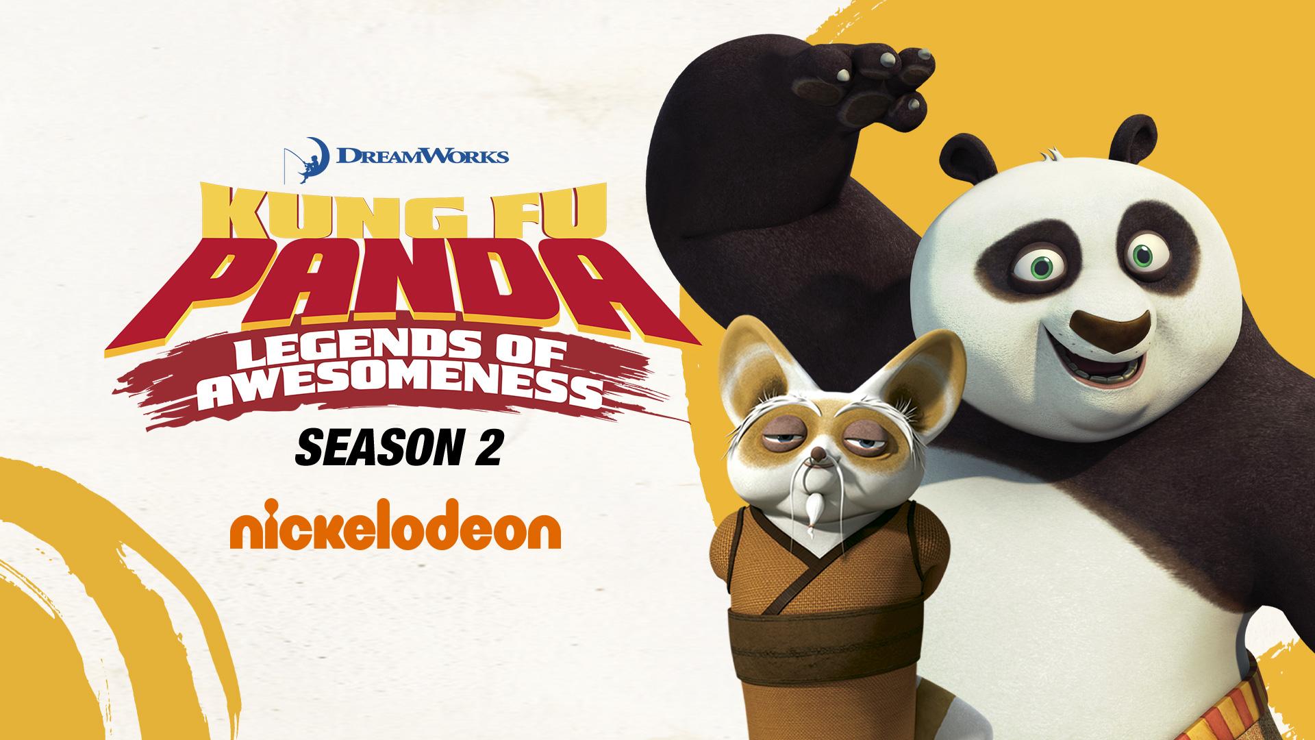 Kung Fu Panda: Legends of Awesomeness Season 2