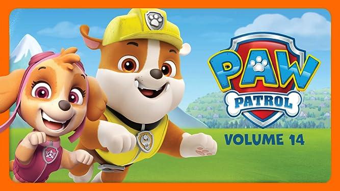PAW Patrol Season 14