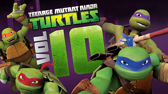 Amazon Com Watch Teenage Mutant Ninja Turtles Volume 1 Prime Video