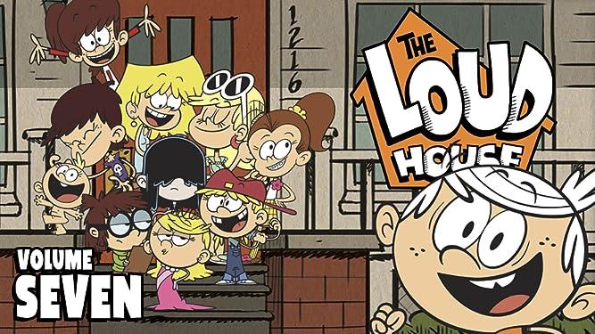 Amazon com: The Loud House Season 3