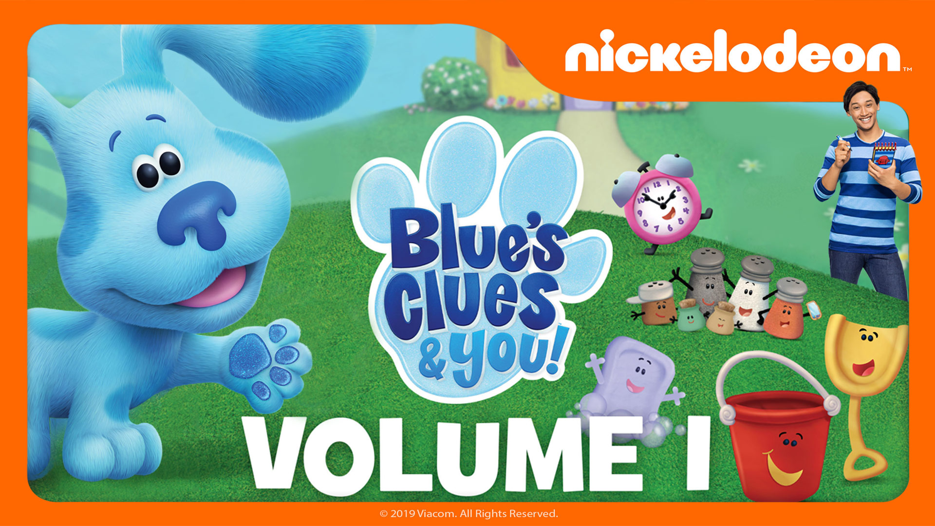 Blue's Clues & You Season 1