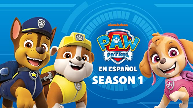 Watch Paw Patrol en Espanol Season 1   Prime Video