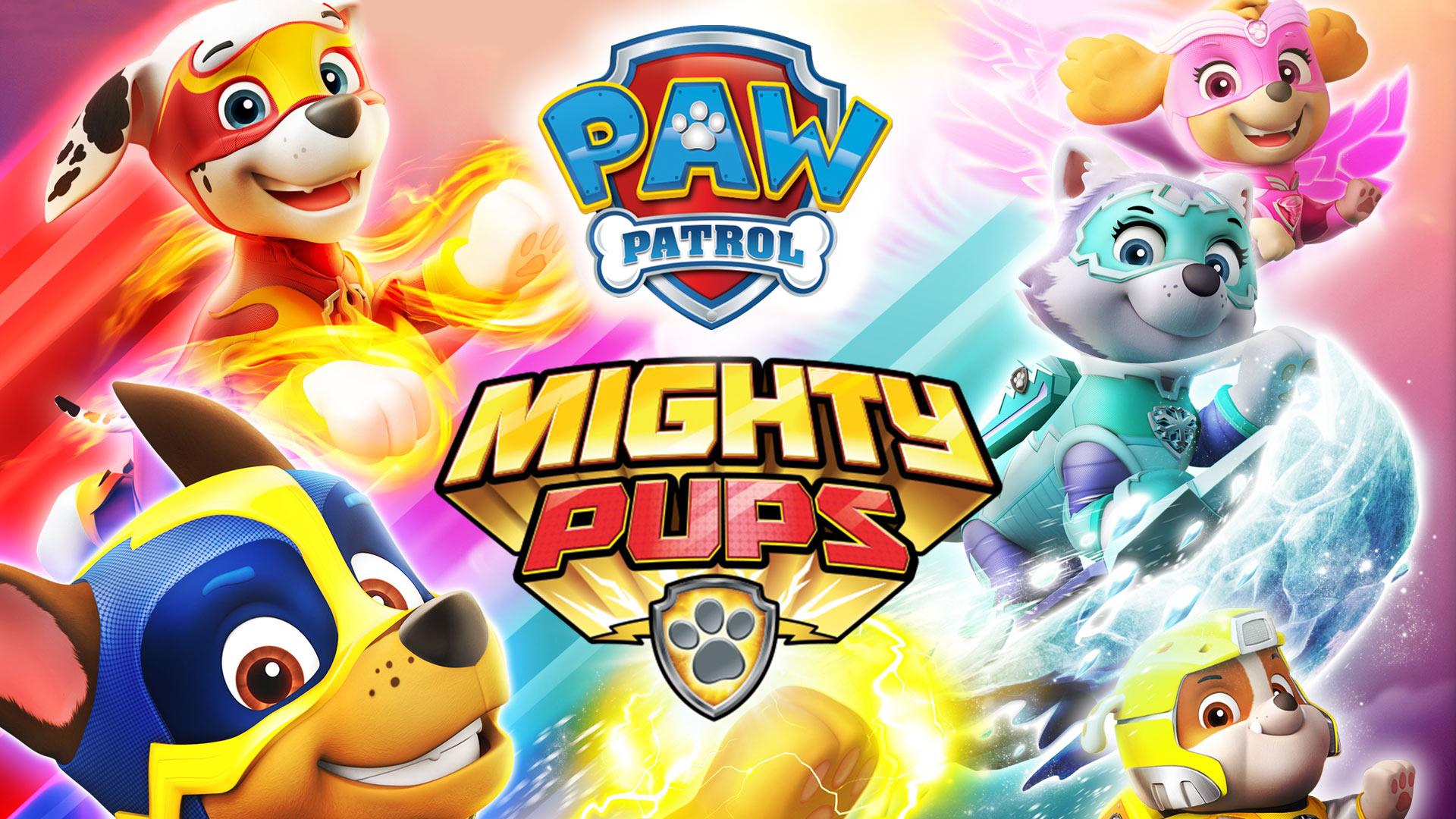 Mighty Pups Movie