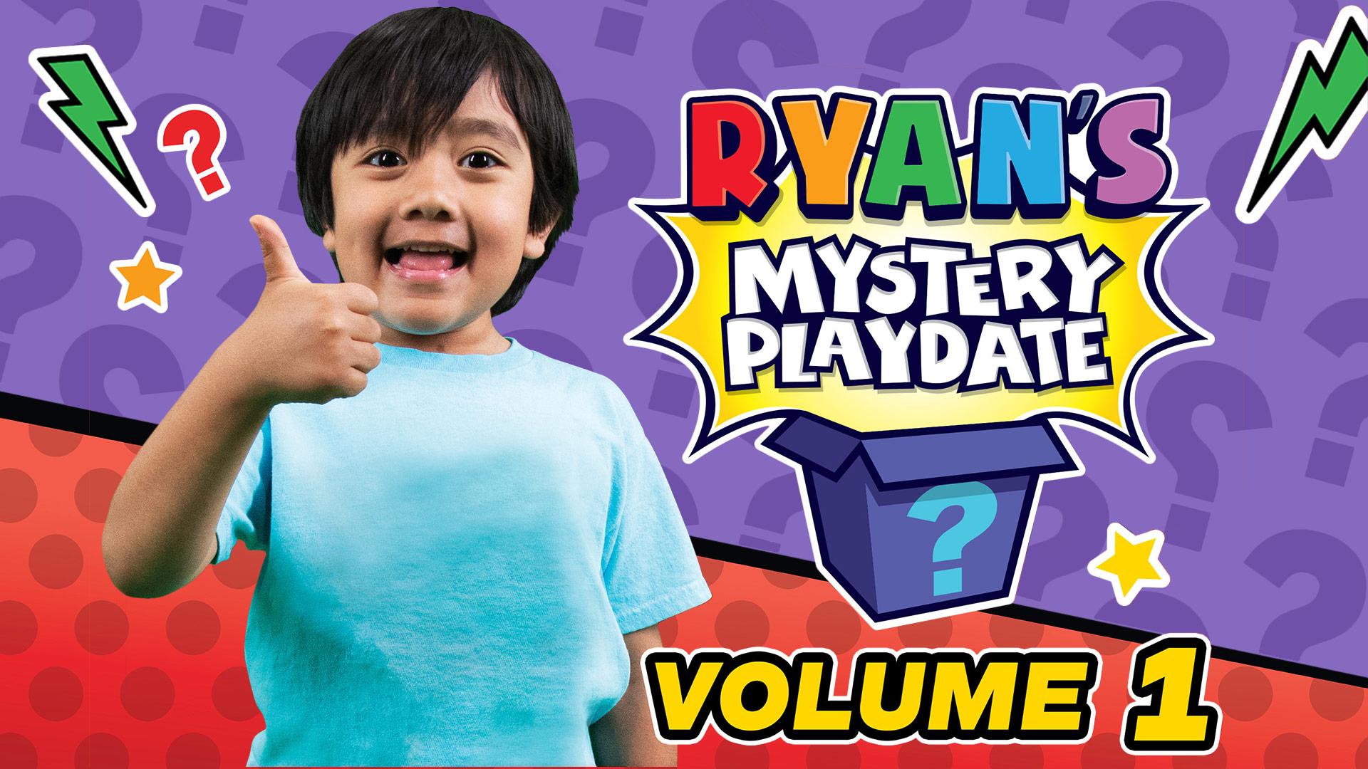 Ryan's Mystery Playdate Season 1