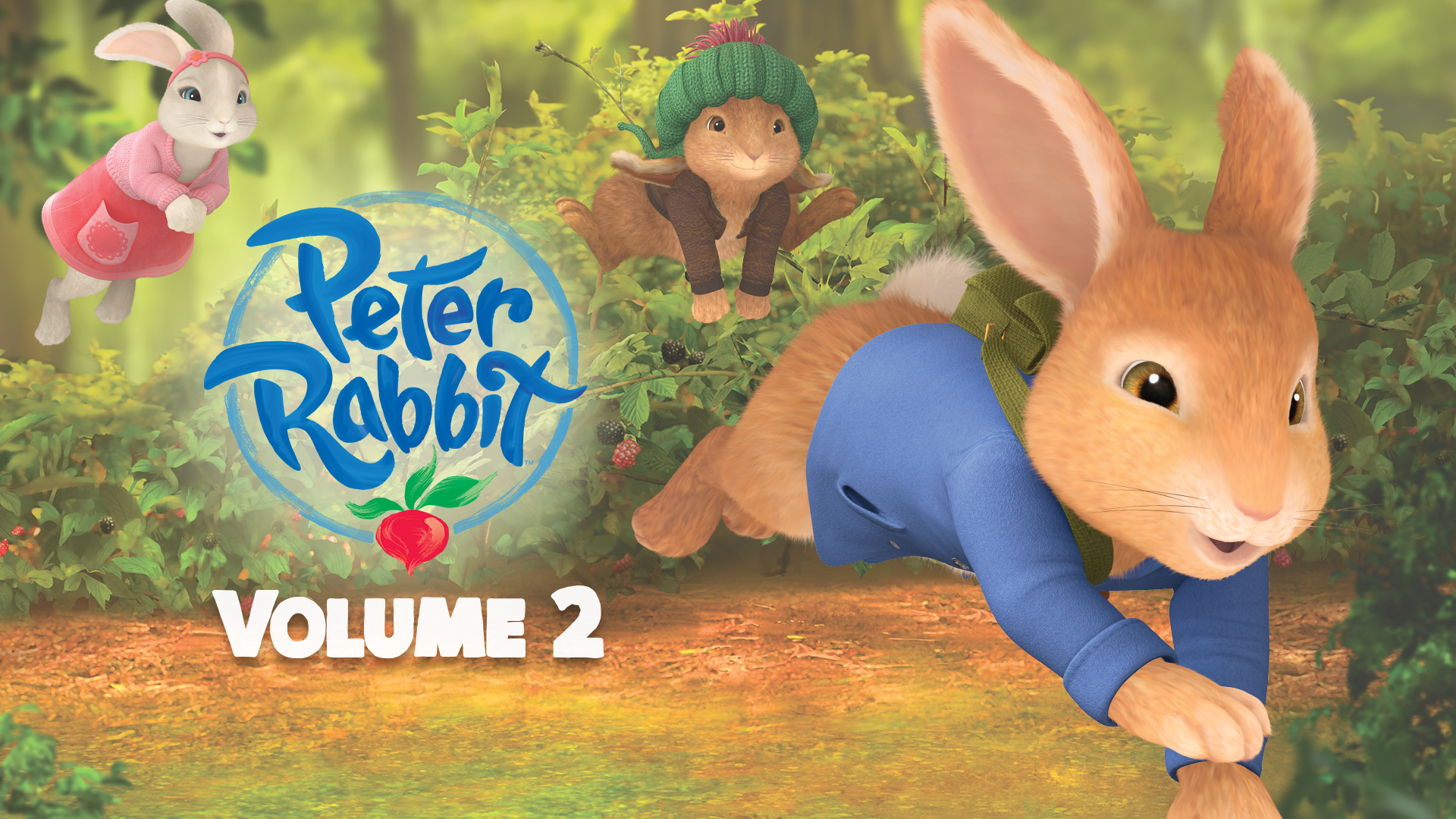 Peter Rabbit Volume 2