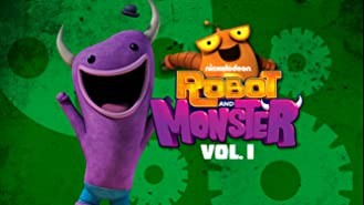 Robot And Monster Volume 1