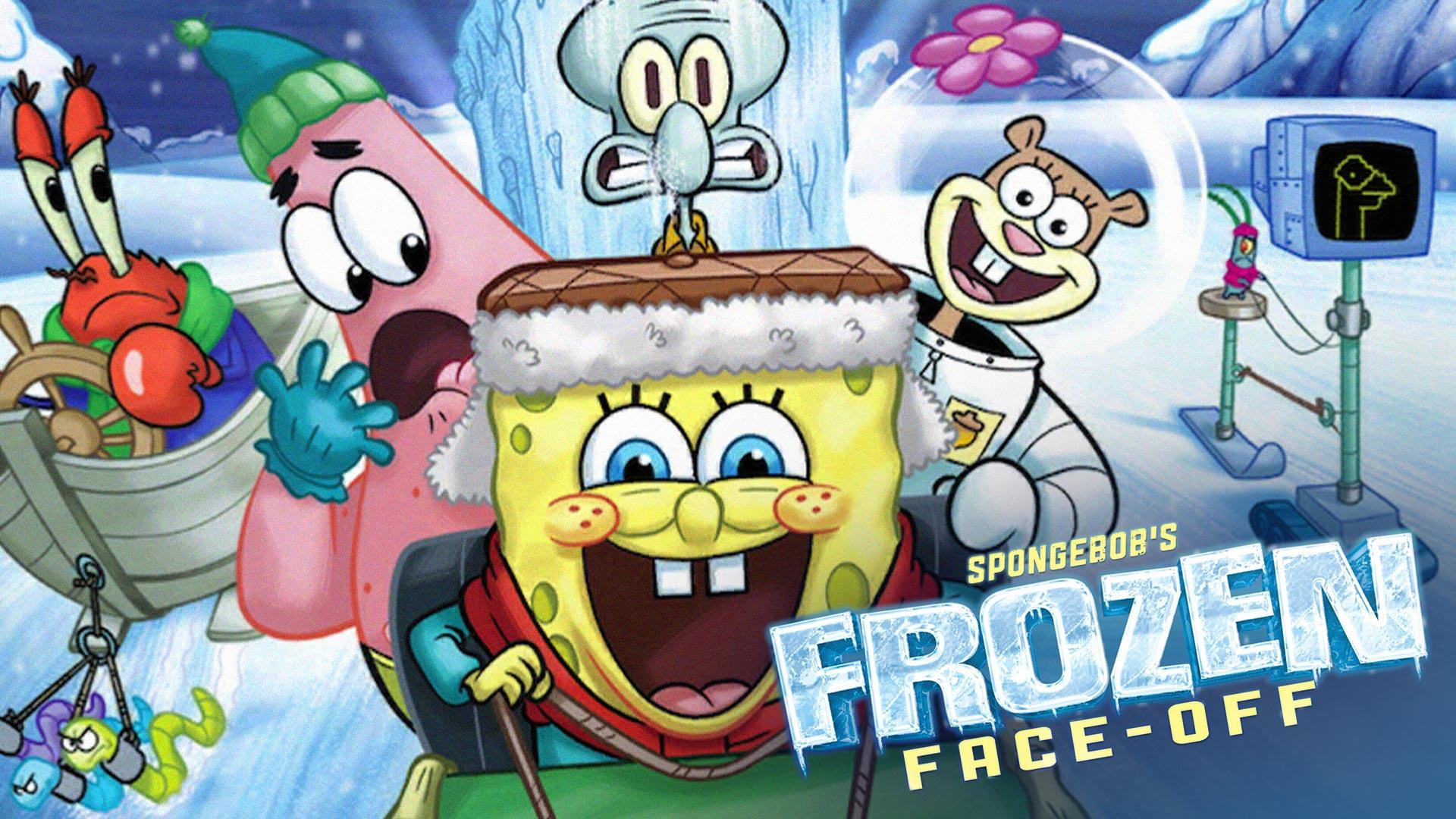 SpongeBob SquarePants: Frozen Faceoff