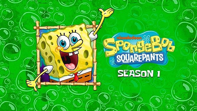 Amazon com: Watch SpongeBob SquarePants Season 1 | Prime Video