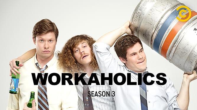 Workaholics Season 3
