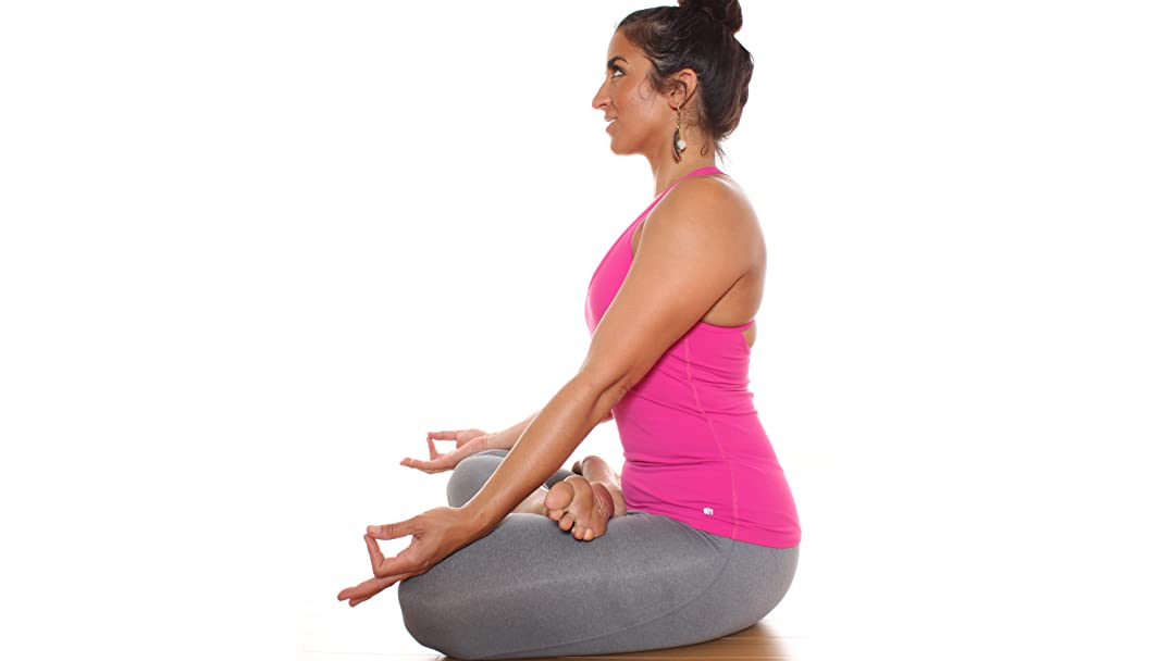 Watch Relaxing Restorative Yoga Class with Sleep Yoga Bonus ...