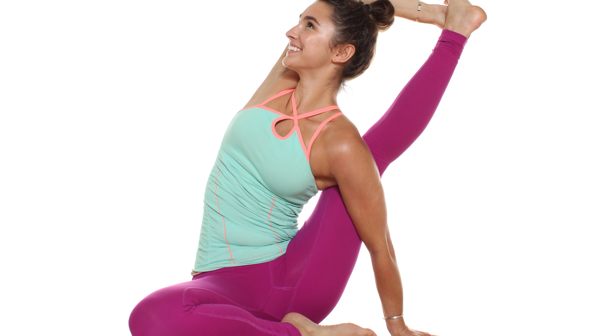 Watch Yoga Stretch For Happy Hips & Hamstrings | Prime Video