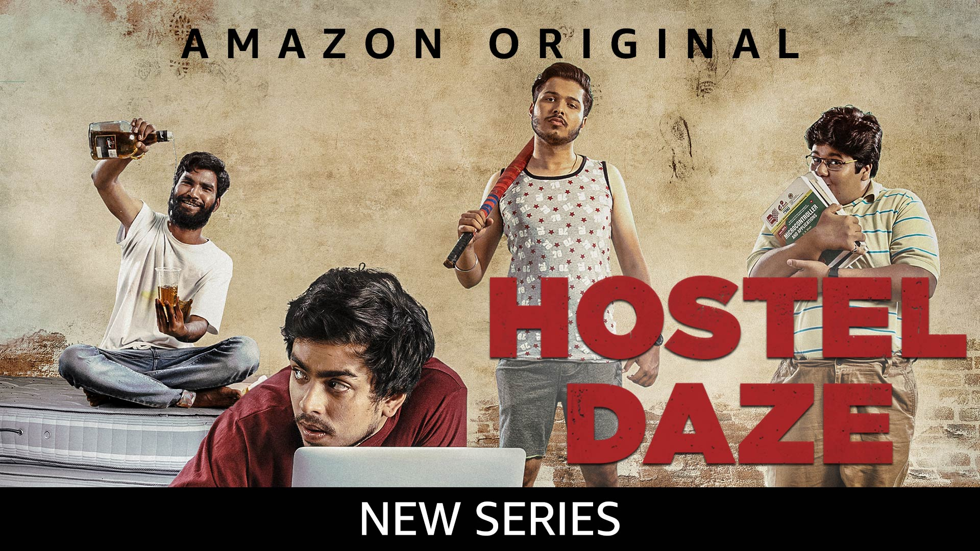 Hostel Daze - Season 1 (4K UHD)