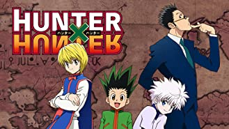 HUNTER X HUNTER Season 1, V1