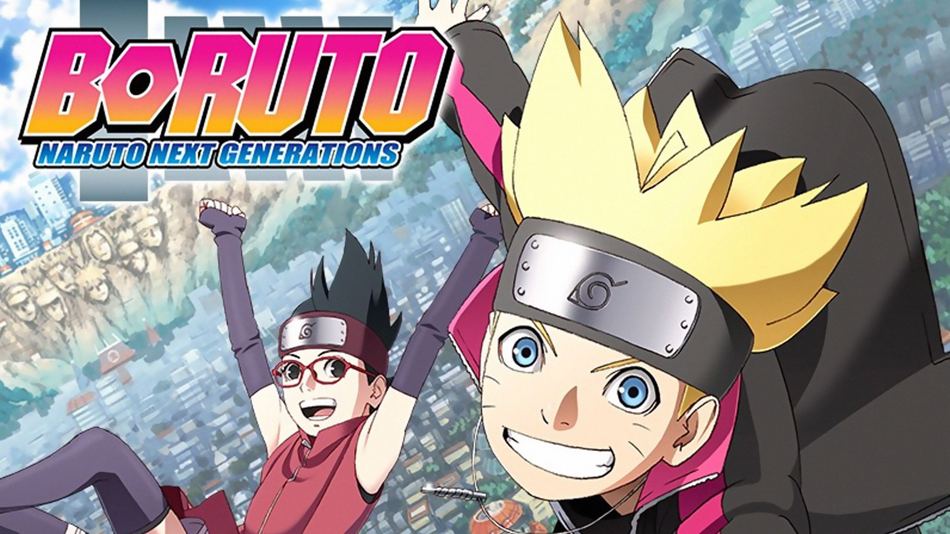 Boruto: Naruto Next Generations Set 001