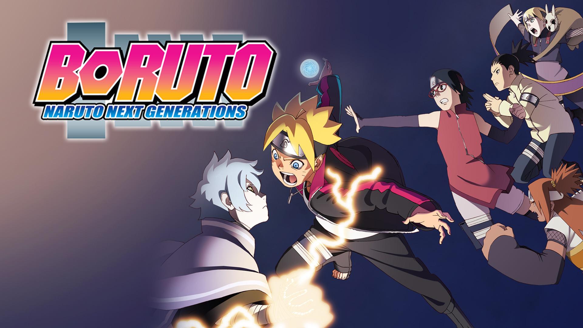 Boruto: Naruto Next Generations Mitsuki's Will (English)