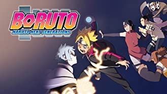Boruto: Naruto Next Generations Mitsuki's Will (English)