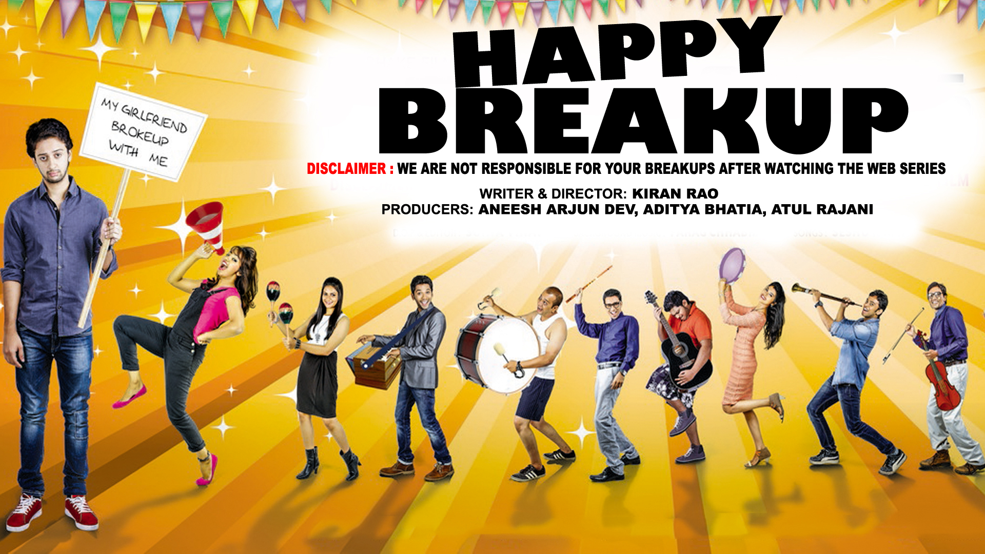 Watch Happy Breakup Prime Video