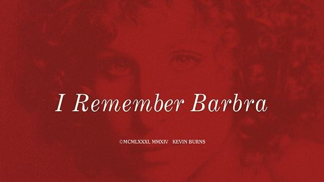 I Remember Barbra